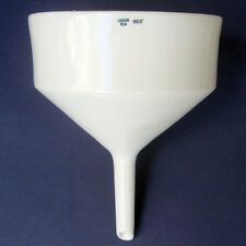 Coors Buchner Funnel 60247 1060mL  Ceramic Porcelain Vacuum 197mm Filter Paper