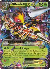 Pokemon - Mega Beedrill EX (XY158) XY Black Star Promo - Ultra Rare Holo