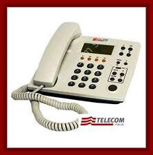 Telecom Atlantide bianco + omaggio nr. 1 cordone etiro da mt. 2,70 + spina