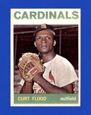 1964 Topps Set Break #103 - Curt Flood NR-MINT *GMCARDS*