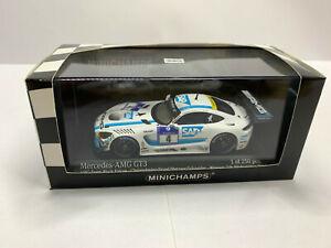 1/43 Mercedes AMG GT3 nr.4 Winners 24H Nurburgring 1of250 Black Falcon