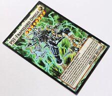 PSY-Framelord Omega orica SECRET RARE custom altered art proxy