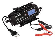 Intelligentes Batterieladegerät incl Kabelaufroller bis 120Ah 6V/12V 4A Auto PKW