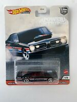 Hot Wheels Plymouth Barracuda Hemi Power Trip Car Culture 1 of 5 Case 956T 1:64