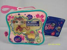 Littlest Pet Shop On the Go Purse Monkey #1361 with Accessories Carrying Case