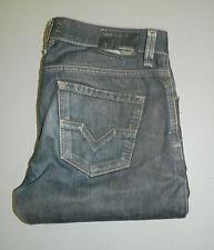 Italian Made Diesel Larkee 0088Z Jeans Size 33 X 34 (T097)