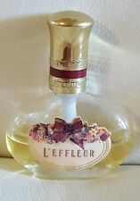 Vintage L'Effleur Perfume spray by Coty 1/2 full