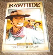 Rawhide: The Fourth Season, Vol. 2 (DVD, 2012, 4-Disc Set)