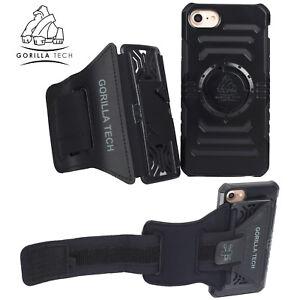 Gorilla Tech Armband Phones Holder Sports Running Sports Detachable ShockProof