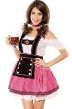 Ladies Quality Octoberfest/Oktoberfest German Beer Festival Costume Size 10-12