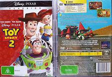 TOY STORY 2 Disney Pixar DVD PAL R4 oz seller BRAND NEW tom hanks tim allen