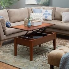Lift Top Coffee Table For Small Areas Convenient Concepts Storage And End Tables