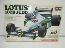 Original Vintage 1991 Tamiya 1/10 Lotus 102B Judd Formula 1 Kit #58095 OZRC