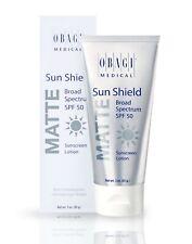 Obagi Sun Shield Matte SPF 50 Sunscreen EXP 05/21 NEW in BOX 3oz