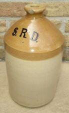 """Cruche a Rhum """"SRD"""" GB WW1"""