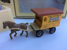 LLEDO DG3 Code 3 Horse Drawn Delivery Van The World of Lledo - I.L.C.C. 300 Only