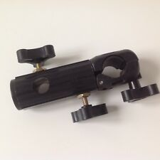 """1 X 3"""" Carp Fishing Bed Chair Accessory Adapter Set. 22.5mm & 25mm"""