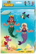 Hama beads sirenas Set