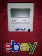 Caller Id Ameritech Cidco Ja-25A-18, Name Number Ultra Compact Size W Call Light