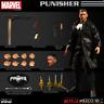 Marvel Mezco Netflix Punisher Frank Castle One:12 Scale Action Figure