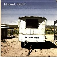 FLORENT PAGNY : AILLEURS LAND - [ CD SINGLE PROMO ]