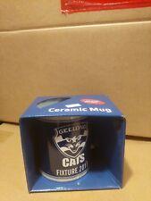 Geelong Cats 2016 AFL Season Team Fixture Coffee Mug Cup - Jersey Football