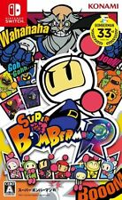 Super Bomberman R Nintendo Switch JAPAN / AIRMAIL with Tracking