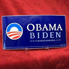 President Barack Obama Biden Sticker