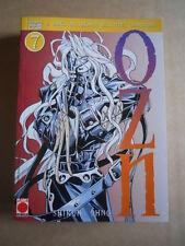 OZN vol.7 - Shiroh Ohno Planet Manga n°11   [G370H]