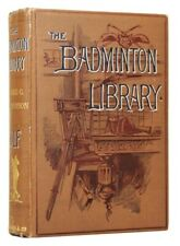 Thomas HODGE / Golf The Badminton Library of Sports and Pastimes