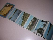 1940s MURRAY BAY QUEBEC CANADA POSTCARD FOLDER w/  16 VIEWS