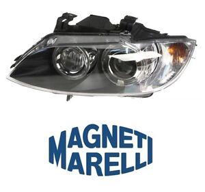 For BMW E90 E92 E93 Driver Left Bi-Xenon Adaptive Headlight OEM Marelli