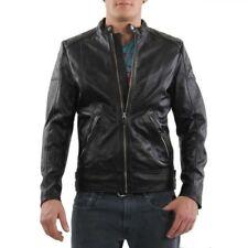 Cappotti e giacche da uomo nere taglia M Diesel