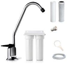 Premium Twin Undersink Water Filter System Australian Standard
