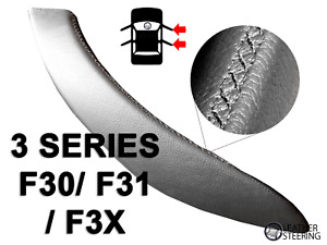 Door Handle Cover BMW 3 Series F30/ F31/ F34/ F35/ F80 Black Leather RIGHT