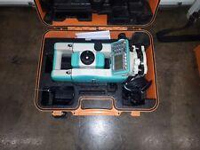 Nikon DTM522 Total Station. Calibrated
