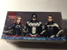 1997 BATMAN and ROBIN the Movie cards - Full card set + Kenner coupon.