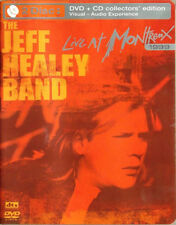 The Jeff Healey Band – Live At Montreux 1999 CD+DVD  sealed