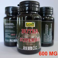 Organic Butea superba - Red Kwao Krua - 600mg x 60 Veg Capsules Sexual Health