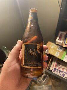 Nude Beer Golden Beverage Company Bottle Wilkes-Barre Pennsylvania Paper Label