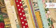 BoBunny Juliet  Scrapbook  Paper Kit  12 pcs Bo Bunny Lot 12x12 Summer