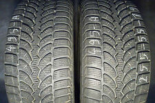 2 x Bridgestone Blizzak LM-80 255 55 19 111H XL