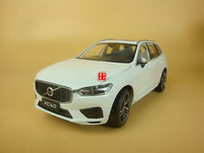 1:18 new Volvo XC60 white color diecast model + gift