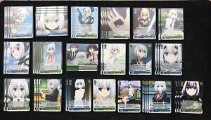 Weiss Schwarz | English Date A Live | Meta Blue Green Origami Deck + Side