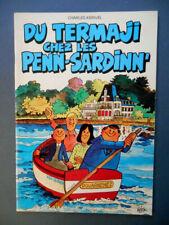 . Claude Kerivel.DU TERMAJI CHEZ LES PENN - SARDINN' .Kerivel, 1978