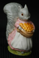 "Royal Albert Beatrix Potter Peter Rabbit Figure - ""Goody Tiptoes"""