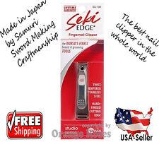 Seki Edge Stainless Steel Fingernail Clipper  [SS-106]