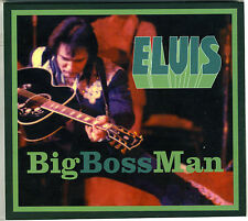Elvis Presley - Big Boss Man - Rare OOP 2005 FTD Danish Import - Mint & Sealed!!