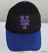 New York Mets Hat 3D Embroidered Baseball Cap MLB Lic Unisex Lg Kids Nylon