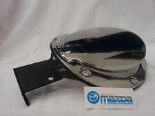 MAZDA MX5 MIATA 2006-2013 HARD TOP CHROME FUEL DOOR! OEM